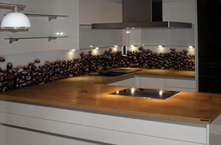 referenzen k chenr ckwand ideen. Black Bedroom Furniture Sets. Home Design Ideas