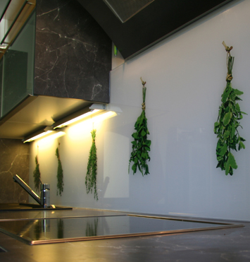 Küchenrückwand alu dibond  Küchenrückwand Glas